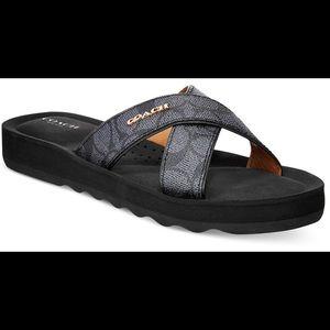 """🌻 COACH """"Janine"""" Sandals"""